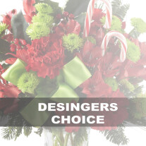Holiday Florist Designed Bouquet - Large