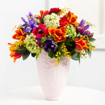 Cheerful Seasonal Bouquet